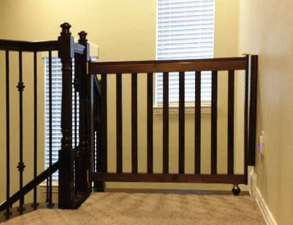 Extra Tall Pet And Baby Gate