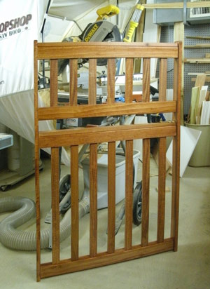 Extra Tall Pet and Safety Gate - Ideal for Dogs. Heights to 54